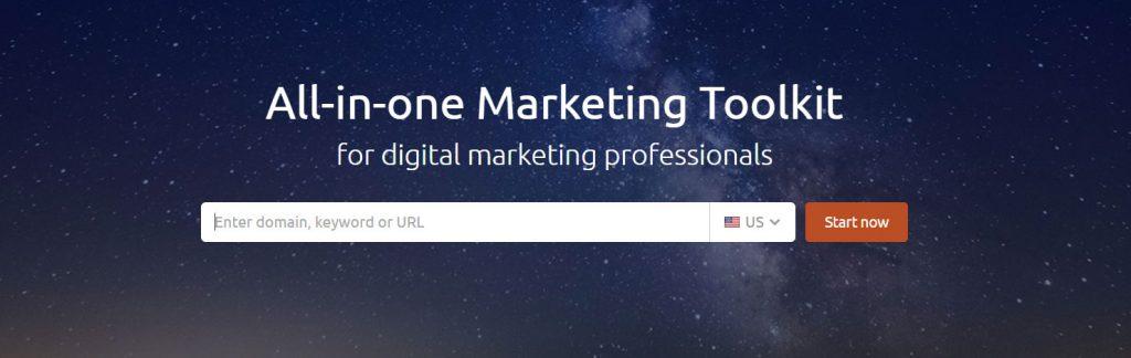 SEMRush: یک ابزار همهکاره برای بازاریابی