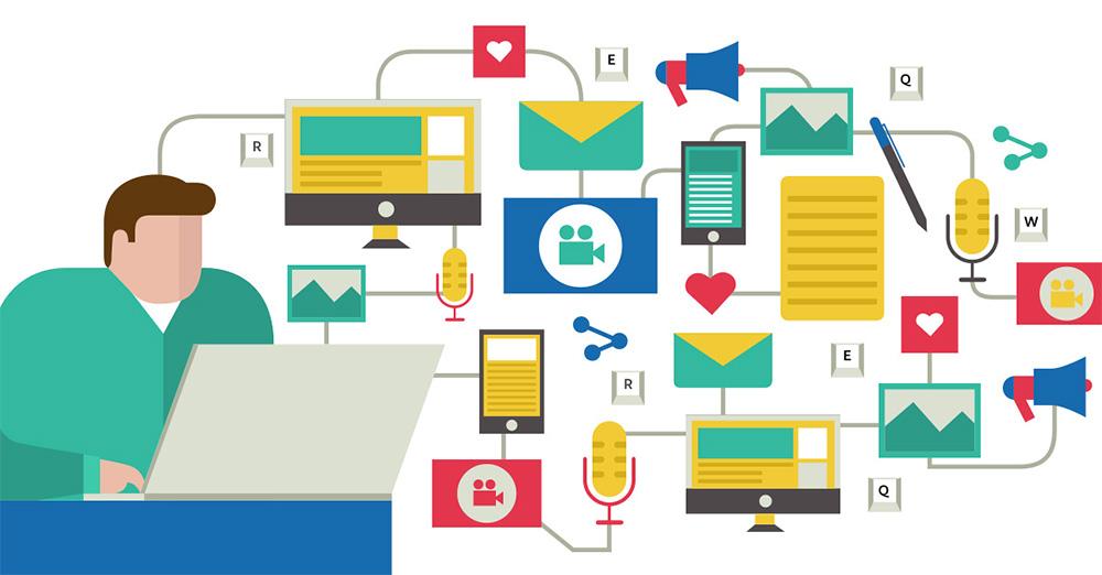 استراتژی محتوا چیست و چرا در فرایند بازاریابی محتوایی اهمیت بالایی دارد؟