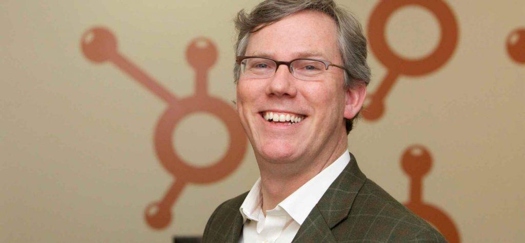برایان هالیگان، یکی از بنیانگذاران هاب اسپات