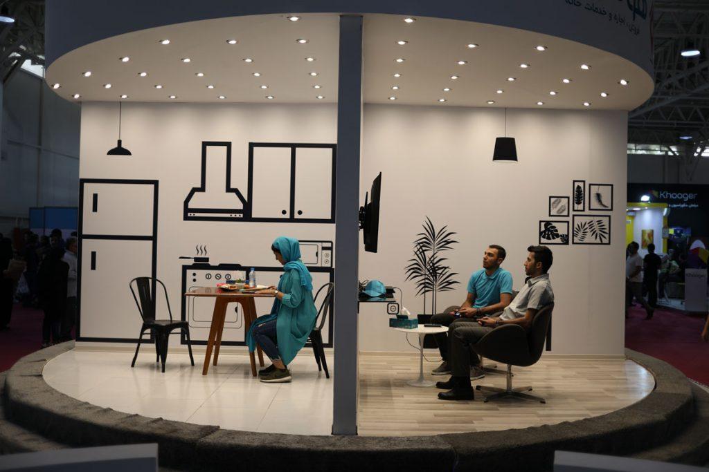 هومینگ در نمایشگاه الکامپ