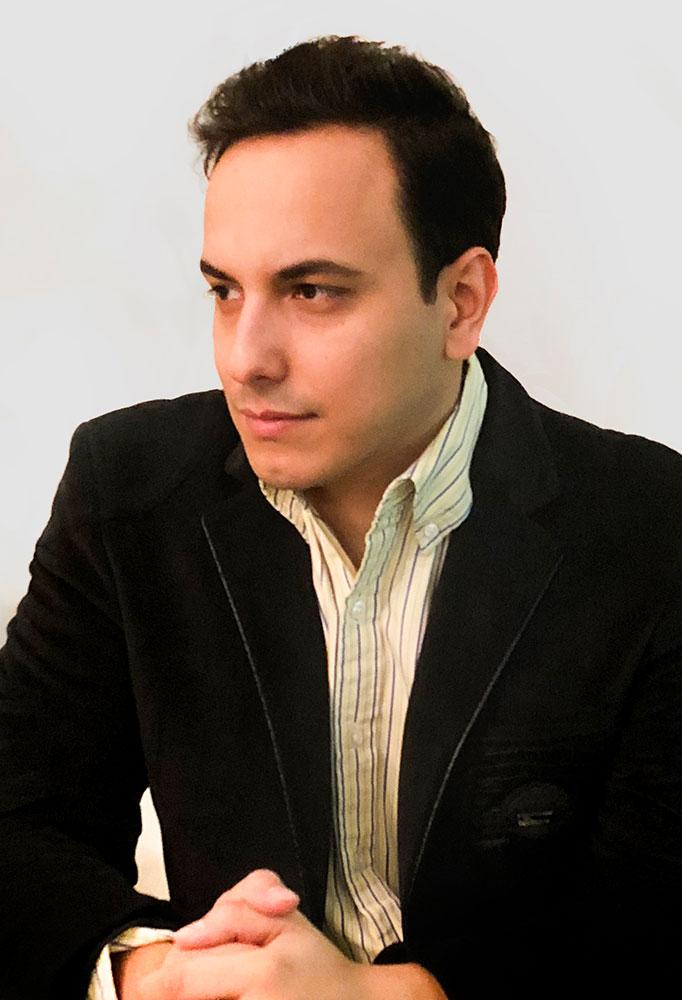 شراگیم مرادی، مدیر بازاریابی دیجیتال هومینگ