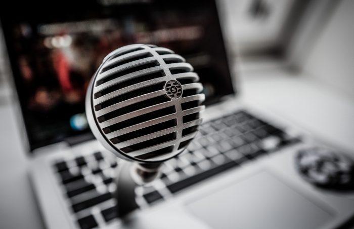تولید محتوا صوتی تولید پادکست