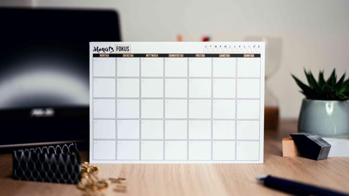تقویم محتوای خرداد: ایدههایی برای تولید محتوا در سومین ماه سال