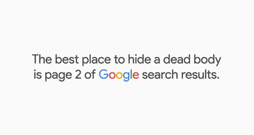 با سئو در صفحه نخست گوگل ظاهر شوید.