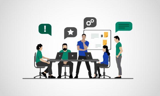 تیم بازاریابی محتوایی