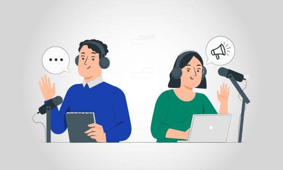 تعریف پادکست و محتوای صوتی