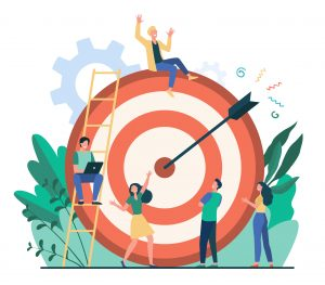 هدف گذاری برای استراتژی لینکدین
