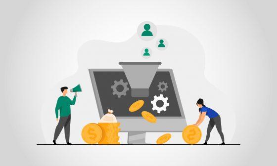 قیف فروش، تبدیل مخاطب به مشتری و افزایش فروش سایت