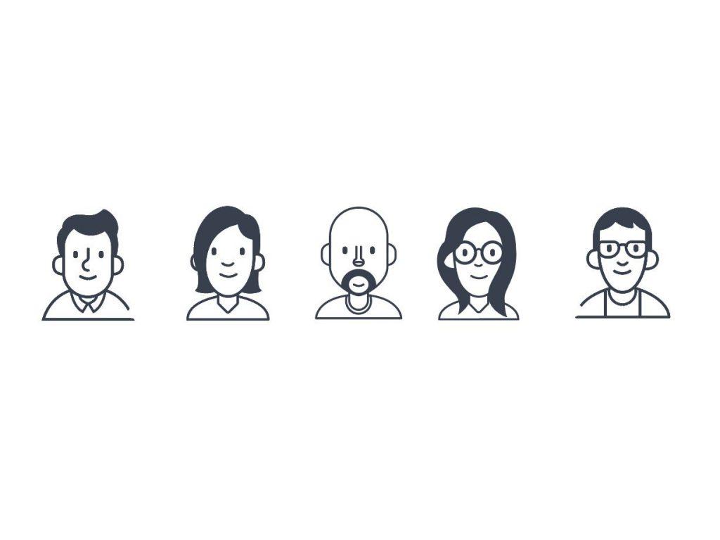 شناخت پرسونا تقویت مهارت های نویسندگی