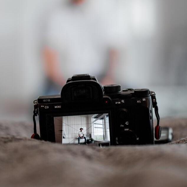انواع تولید محتوا- تولید محتوای تصویری